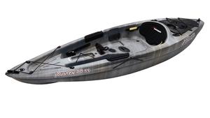 Sun Dolphin 10ft Kayak Green or Grey rental Detroit, MI
