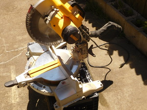"Dewalt 12"" Miter Saw rental New York, NY"