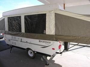 Rockwood 2280 (2008) Camper rental Austin, TX