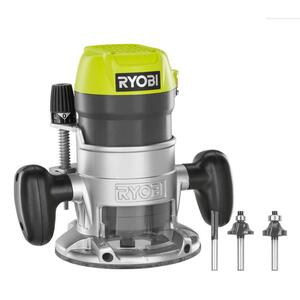 RYOBI 8.5 Amp 1-1/2 Peak HP Fixed Base Router rental Boston, MA-Manchester, NH