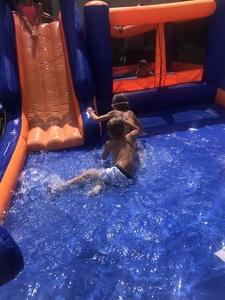 Inflatable Water Slide rental Columbus, OH