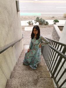 Beautiful Flower and wtine gown rental Phoenix, AZ