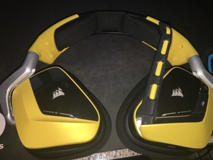 Corsair Wireless Headset rental Dallas-Ft. Worth, TX