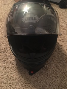 Bell Full Size Helmet - Men's w/Sena rental Dallas-Ft. Worth, TX