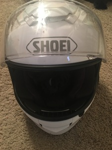 Shoei Full Size Helmet - Men's Medium rental Dallas-Ft. Worth, TX