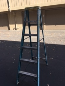 6' Ladder rental San Francisco-Oakland-San Jose, CA