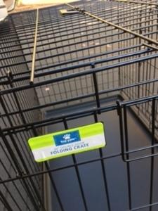 Dog Crate rental San Francisco-Oakland-San Jose, CA