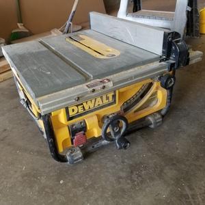Portable Table Saw  rental San Antonio, TX