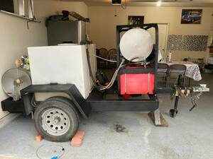 Mobile pressure washer  rental Atlanta, GA