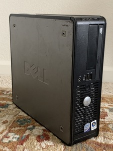 Dell Optiplex 755 Computer with MS Office 2010 rental San Diego, CA