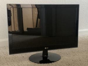 """LG 24"""" Monitor rental San Diego, CA"""