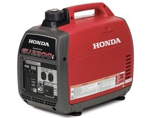 Honda EU2200i portable inverter generator rental San Diego, CA