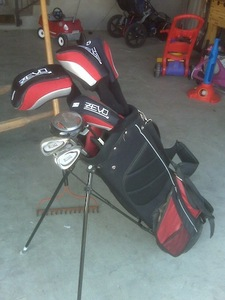 19 piece mens full golf Set rental Austin, TX