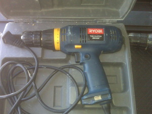 "3/8"" Power Drill corded rental Austin, TX"
