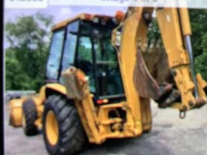 Caterpillar 420D Loader/Backhoe rental Pittsburgh, PA