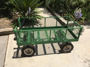 heavy duty landscaping wagon rental Los Angeles, CA