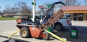 Ditch Witch Trencher rental Lincoln & Hastings-Kearney, NE
