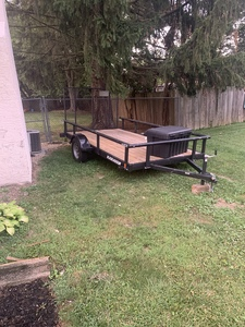 5x12 trailer rental Columbus, OH