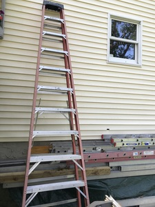 Werner 12 foot step ladder rental New York, NY