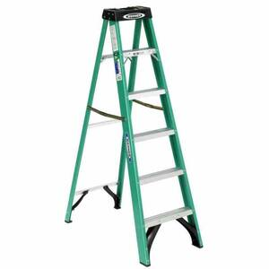6' Werner fiberglass ladder rental Chicago, IL