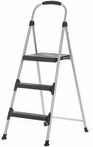 3 step folding step ladder rental Chicago, IL