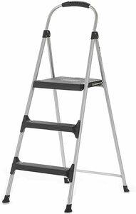 3 step folding step ladder rental Chicago, IL