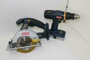 Ryobi 2 pc 18v drill/saw combo rental Chicago, IL