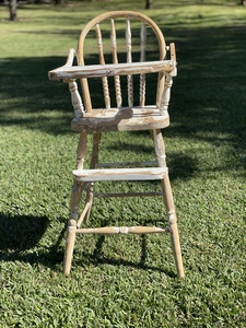 Vintage antique high chair  rental Houston, TX