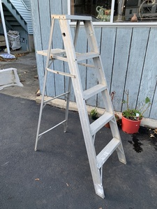 5 Foot Foldable Ladder rental New York, NY