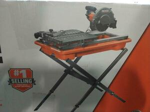 Ridgid wet tile saw rental Pittsburgh, PA