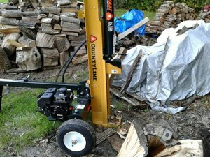 25 Ton Log Splitter  rental Philadelphia, PA