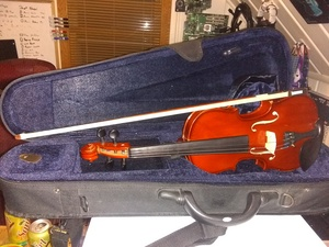 1/2 Size Franz Hoffmann Amadeus Violin rental Minneapolis-St. Paul, MN