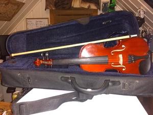 1/2 Size Franz Hoffmann Amadeus Violin rental Minneapolis-St. Paul, MN