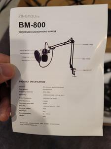 Microphone rental New York, NY