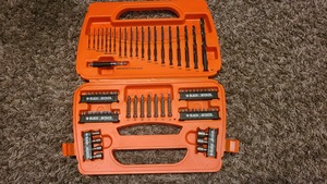 Black & Decker Drill Bit Set  rental Dallas-Ft. Worth, TX