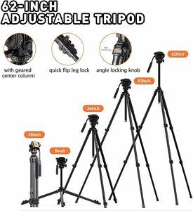 Camera Tripod Stand 62-inch rental Minneapolis-St. Paul, MN
