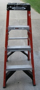 4ft Step Ladder rental Austin, TX