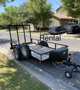 Utility trailer  rental Phoenix, AZ