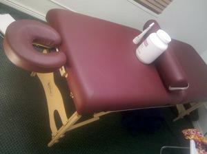 Massage Table rental Nashville, TN