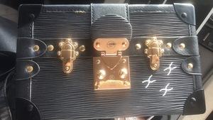 Louis vuitttblack clutch bag rental New York, NY