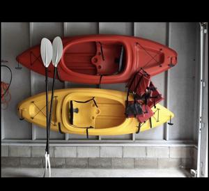 Two Kayaks  rental Portland-Auburn, ME