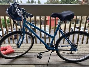 Adult Blue Mountain Bike rental Seattle-Tacoma, WA