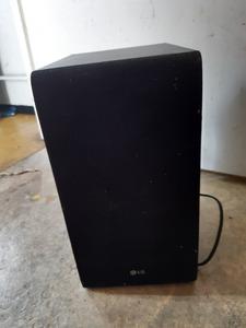 LG speakers rental New York, NY