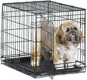 "24"" Folding Metal Dog Crate rental Boston, MA-Manchester, NH"