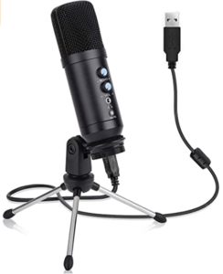 USB Microphone and Pop Filter rental Washington, DC (Hagerstown, MD)