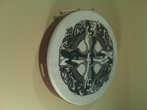 Bodhran (traditional Irish drum) in New York rental New York, NY