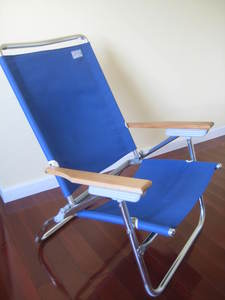 Chairs - Deckchairs - Beach chairs x 6 rental New York, NY