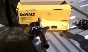 Dewalt 4 1/2 Inch Angle Grinder/Cutter rental Austin, TX