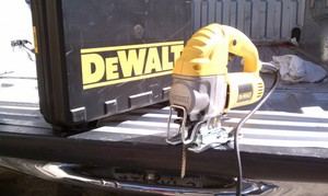 Dewalt Jig Saw w/Blade rental Austin, TX