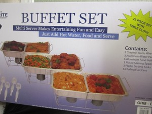 loanables buffet chafing dish set located in austin tx rh loanables com chafing dish buffet set 8pc chafing dish buffet set up